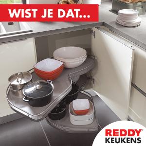 Reddy Keukens - handige oplossing